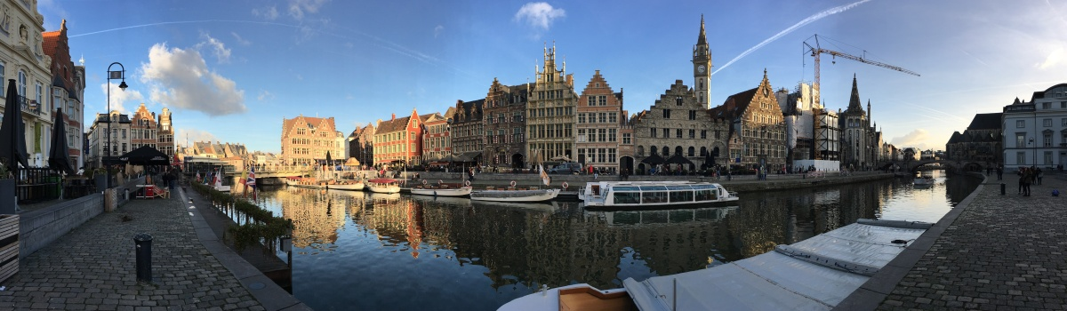 Which city is nicer to visit, Ghent or Bruges?